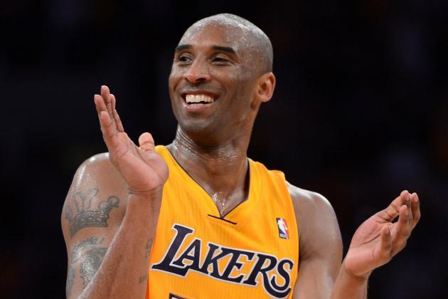 Examining Kobe Bryant's Chances of Breaking Kareem Abdul-Jabbar's Points Record