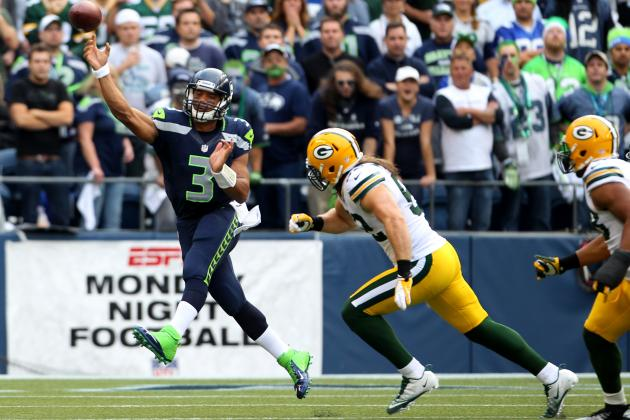 Seahawks vs. Rams: Will Russell Wilson Have a Big Game?