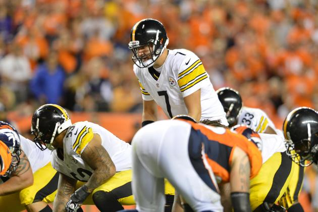 Biggest Bye-Week Priorities for the Pittsburgh Steelers