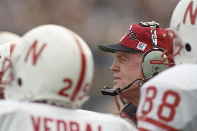 Nebraska Football: Tom Osborne Leaves as One of Sport's All-Time Greatest Men