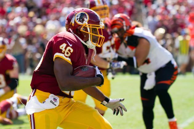 2012 PPR Fantasy Football Week 4: Running Backs (RB) Rankings
