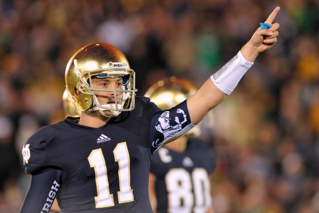 Notre Dame Football: Key Improvement Areas Irish Must Focus on During Bye Week