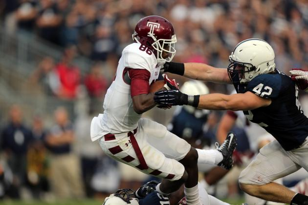 Penn State's Michael Mauti Putting Up Similar Numbers to Notre Dame's Te'o