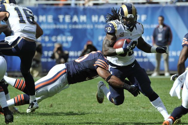 Steven Jackson: St. Louis Rams RB Is Risky Fantasy Play Against Seattle Seahawks