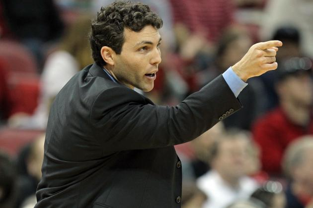 Josh Pastner's Recruiting Scores Sure to Bring Tournament Wins