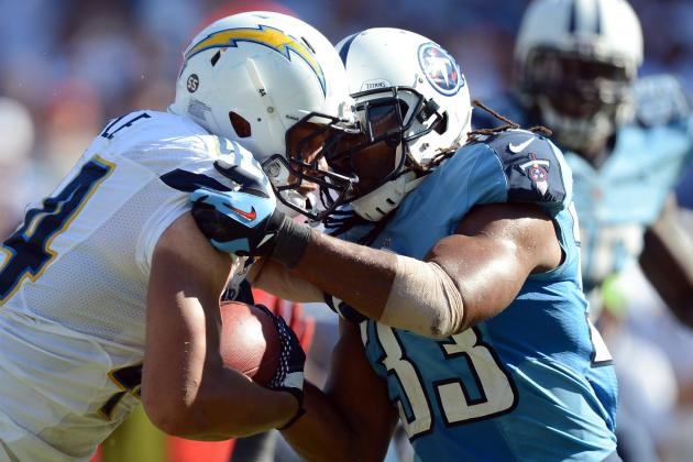 Debate: How Should the Chargers Use Jackie Battle?