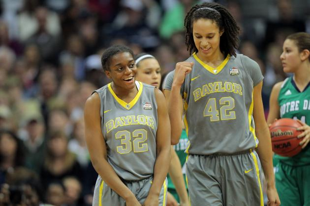 WNBA Draft Lottery Results: Brittney Griner Update and Complete Order