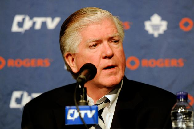 Another Season Without Playoff Hockey Should End Brian Burke's Tenure with Leafs