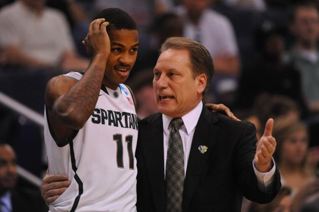 Michigan State Basketball: Which Players Have a Chance to Go Pro in 2013?