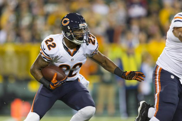Matt Forte: Fantasy Football Owners Must Keep Eye on Chicago Bears RB for Week 4