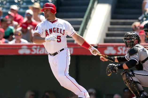Who Has Best Shot at Wild-Card Comeback: Longoria's Rays or Pujols' Angels?