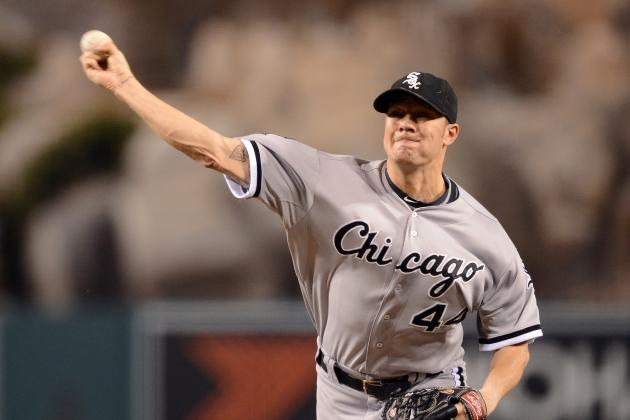 Peavy: White Sox Would Be Dangerous Playoff Team
