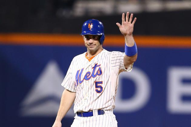 David Wright Becomes New York Mets' All-Time Hit Leader