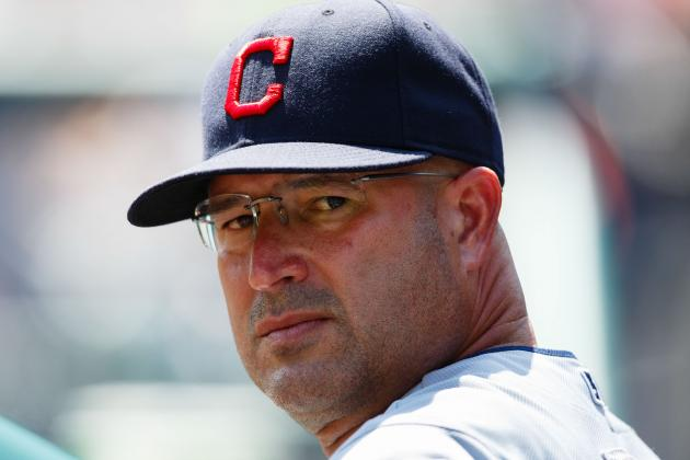 Manny Acta Should Be Fired by Cleveland Indians and Replaced with Mike Sarbaugh
