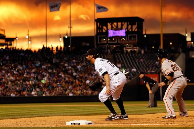 Rockies Looking Forward to Star Todd Helton's Planned Return Next Season
