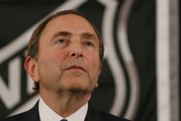 NHL Lockout: Work Stoppage Makes Gary Bettman Worst Commissioner in US Sports