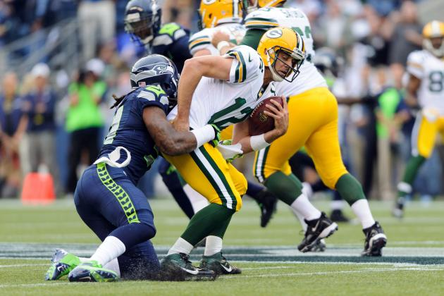 Breaking Down Seattle Seahawks' Ferocious Pass Rush vs. Packers