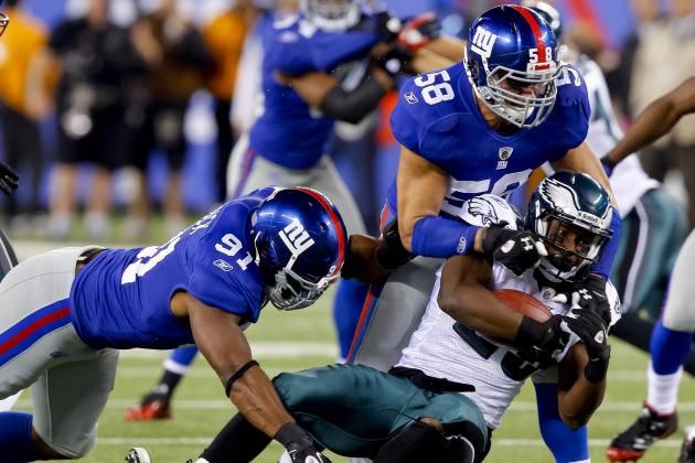Giants vs. Eagles: TV Schedule, Live Stream, Spread, Radio, Game Time and More