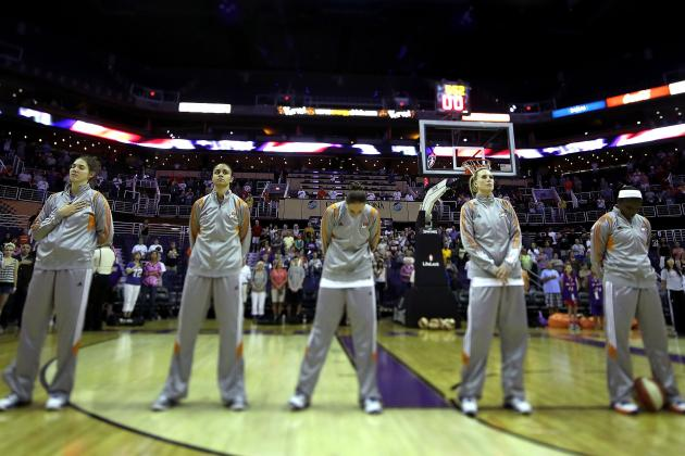 Diana Taurasi, Phoenix Mercury Win WNBA Draft Lottery, Pick Brittney Griner?