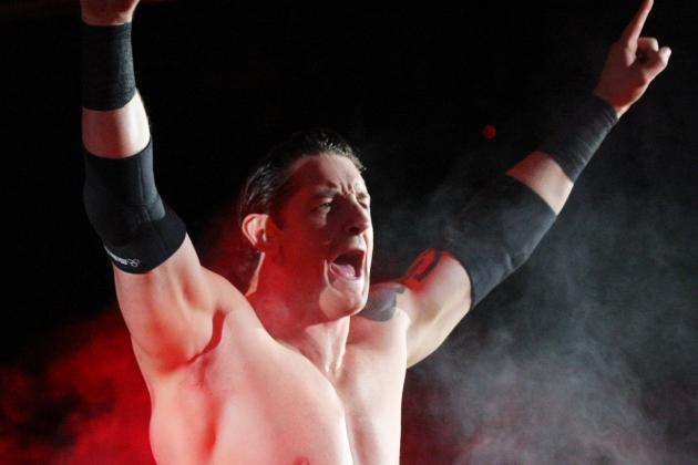 WWE SmackDown: Why Wade Barrett's Return Is Good for the Show