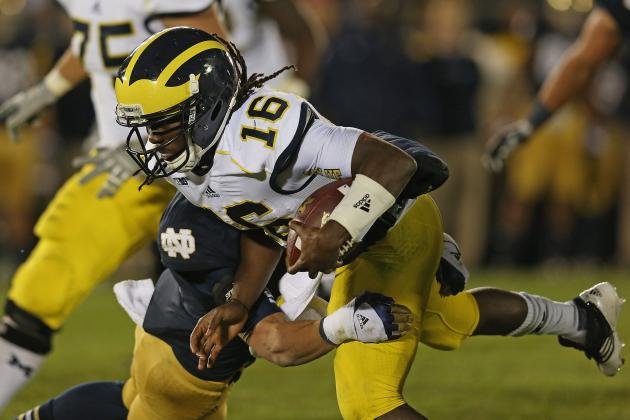Michigan Football: Keys to Wolverines Leaving Purdue with a Victory