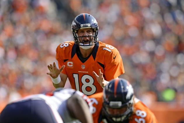Is Peyton Manning Living Up to His Price Tag for Denver Broncos?