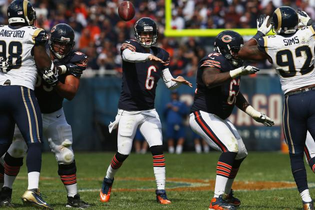 Chicago Bears: Grading the Week 3 Win over the St. Louis Rams