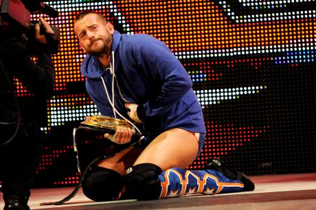 WWE: Why CM Punk Is a Weak Champion