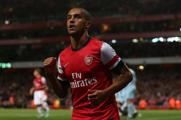 Arsenal: What Does Theo Walcott's Brace Mean for His Playing Future at Arsenal?