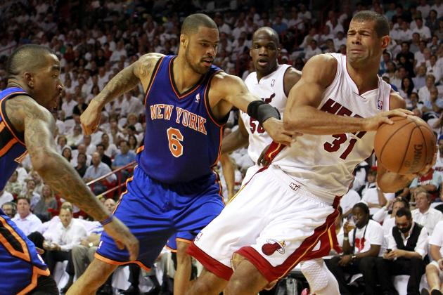 How Tyson Chandler and Marcus Camby Will Propel NY Knicks to Defensive Greatness