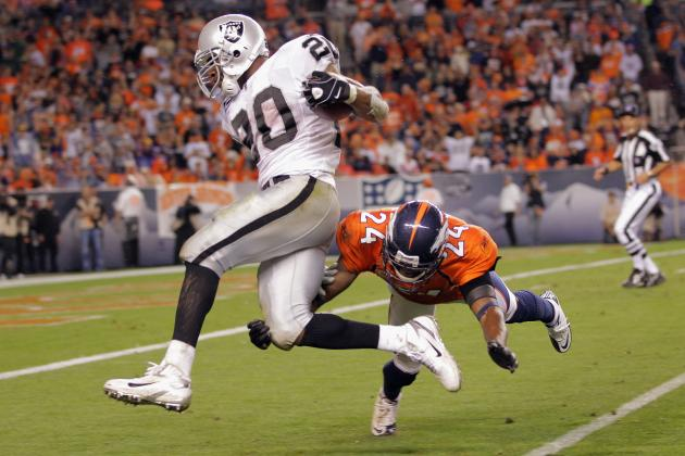Oakland Raiders: Darren McFadden's Success vs. Broncos Sure to Ignite Raiders