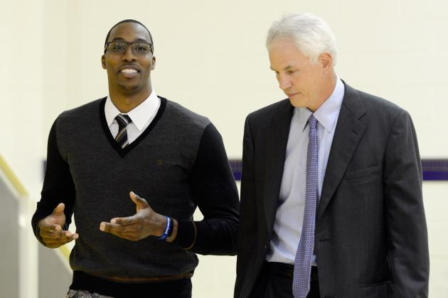 Can the L.A. Lakers Prosper With Dwight Howard Hurt?