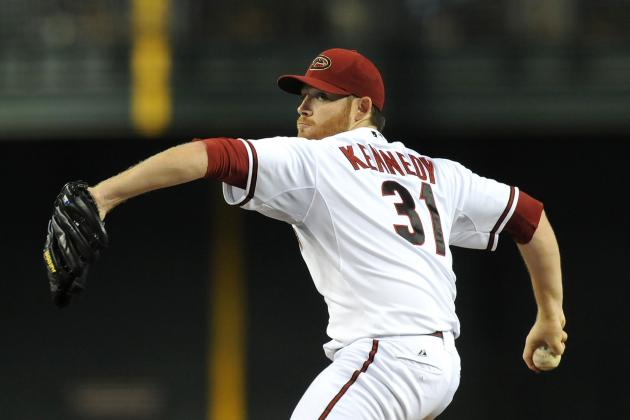 Why the Diamondbacks Should Sign Ian Kennedy to a Long-Term Deal