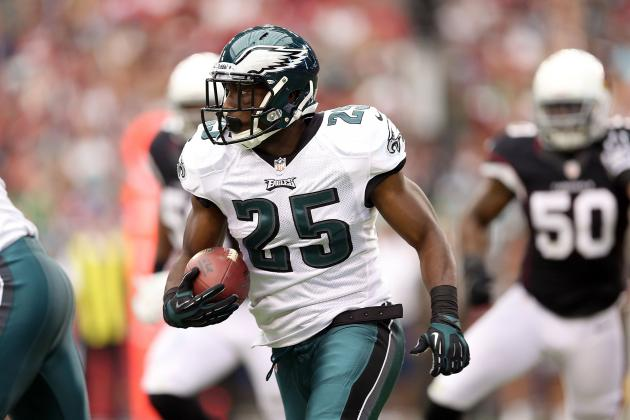 Should the Philadelphia Eagles Be Concerned About LeSean McCoy's Blocking?