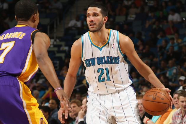 New Orleans Hornets: Should Greivis Vasquez or Austin Rivers Run the Offense?