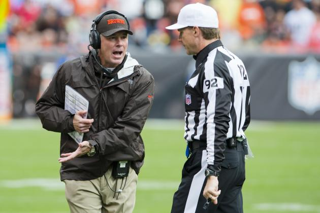 Pat Shurmur in Hot Water with Browns Struggling and NFL Week 4 Lines