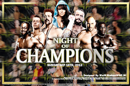 WWE Night of Champions 2012: What Should Have Been Done Differently?
