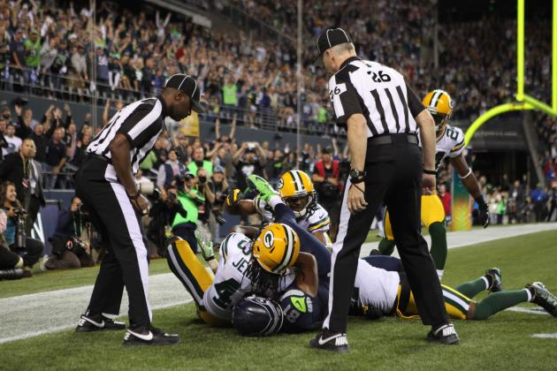 Green Bay Packers Loss to the Seattle Seahawks Helps Settle NFL Referee Lockout