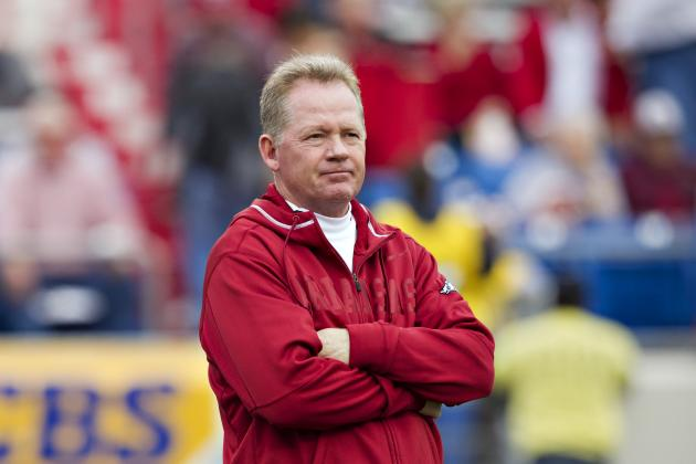 Bobby Petrino to Auburn or Kentucky in 2013? Arkansas' John L Smith Got It Wrong