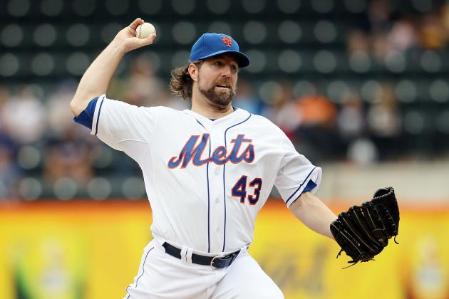 Why R.A. Dickey Is the MVP of the New York Mets This Season