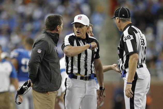 Referee Lockout Officially Over, and Other AFC East News