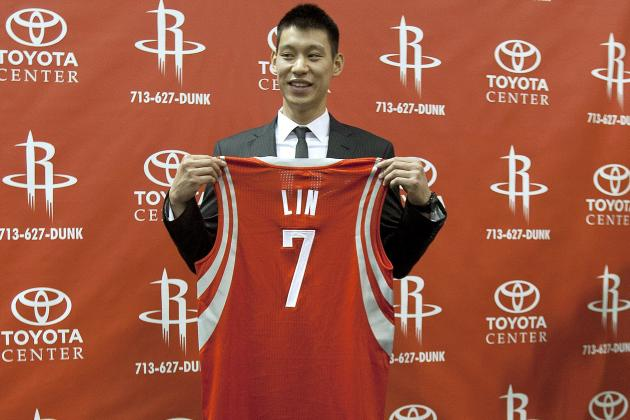 Jeremy Lin: Why Fantasy Basketball Owners Should Avoid New Rockets PG