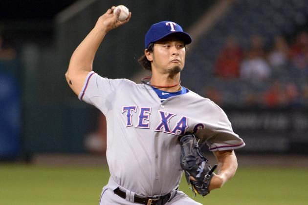 Is Yu Darvish Ready to Be Rangers' Postseason Difference-Maker?