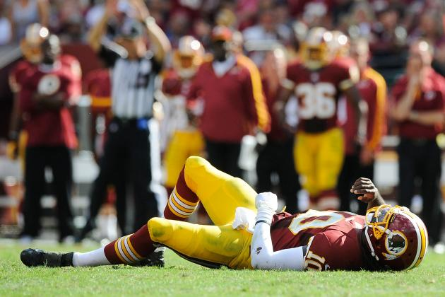 Robert Griffin III: What Redskins' Star QB Must Do to Avoid Concussions