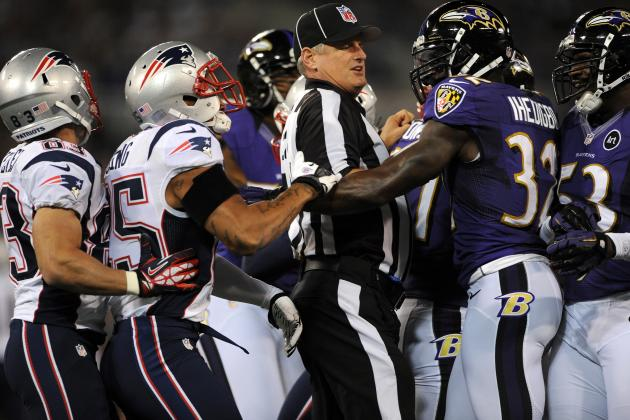 NFL Referee Lockout Never Threatened the League's Integrity