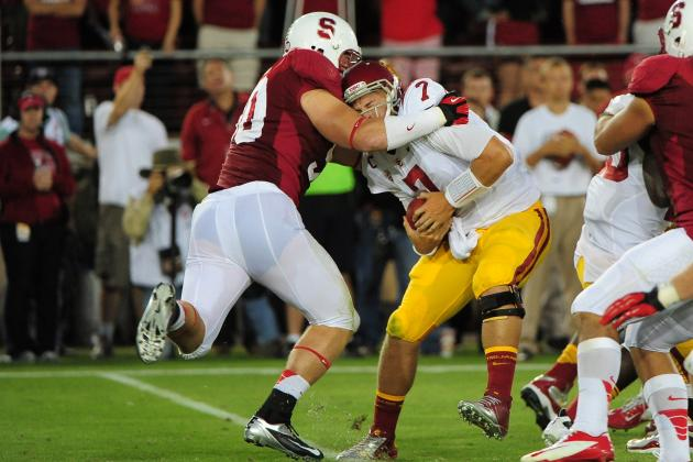 Matt Barkley, Montee Ball Show Worst Move for NFL Prospect Is to Stay in School