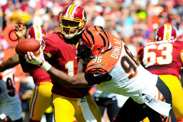 RG3 Underwent Concussion Test, and More NFC East News