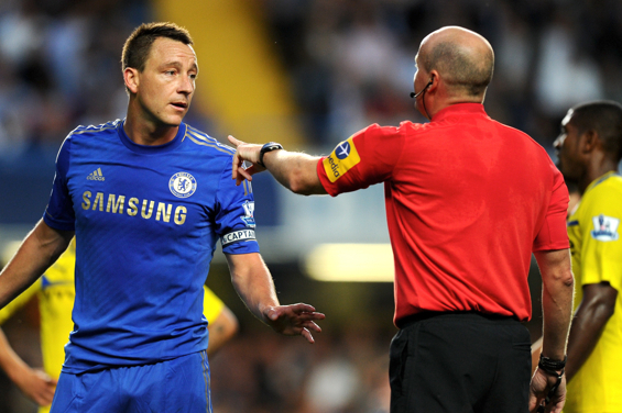 FA Finds John Terry Guilty in Anton Ferdinand Racism Scandal