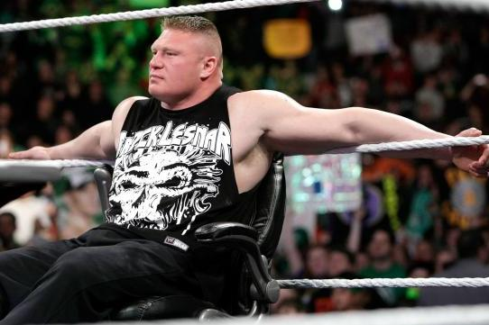 Brock Lesnar's WWE Future Potentially Revealed
