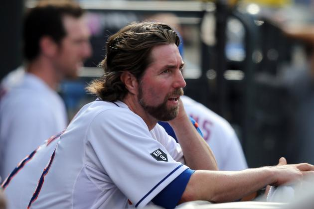 If the Mets Don't Extend David Wright, R.A. Dickey Is Likely Gone